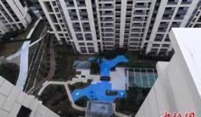 "Property developer promises homebuyers ""park views"", delivers ""plastic lake"" instead"