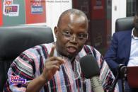 Stay focused don't be 'Agitator-General' - Baako advises Domelevo