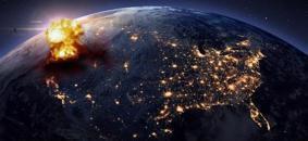 Asteroid triggered mega-tsunami on Mars 3 7 billion years ago? Find
